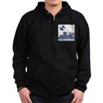 Lunar Engineering Zip Hoodie (dark)