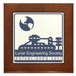 Lunar Engineering Framed Tile