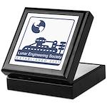 Lunar Engineering Keepsake Box