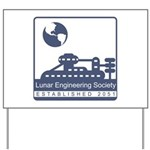 Lunar Engineering Yard Sign