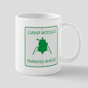 Lunar Module Parking Mug