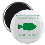 CM Parking Magnet