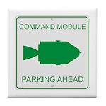 CM Parking Tile Coaster
