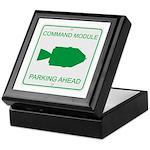 CM Parking Keepsake Box