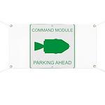 CM Parking Banner