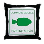 CM Parking Throw Pillow