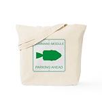 CM Parking Tote Bag