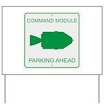CM Parking Yard Sign