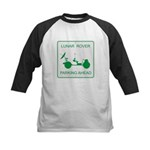 LRV Parking Kids Baseball Jersey
