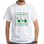 LRV Parking White T-Shirt
