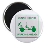 LRV Parking Magnet