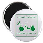 LRV Parking Magnet