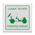 LRV Parking Tile Coaster