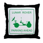 LRV Parking Throw Pillow