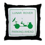 LRV Parking Throw Pillow