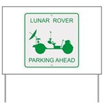 LRV Parking Yard Sign