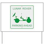 LRV Parking Yard Sign