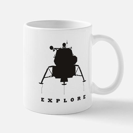 Lunar Module / Explore Mug