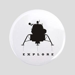 "Lunar Module / Explore 3.5"" Button"