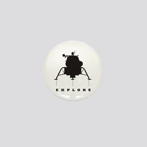 Lunar Module / Explore Mini Button