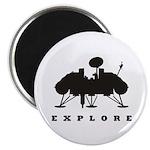 Viking / Explore Magnet