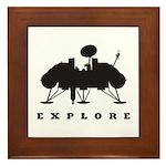 Viking / Explore Framed Tile