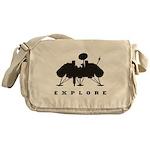 Viking / Explore Messenger Bag