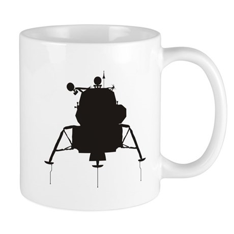 Lunar Module Mug