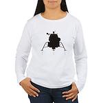 Lunar Module Women's Long Sleeve T-Shirt