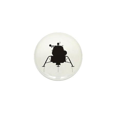 Lunar Module Mini Button