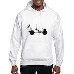 Lunar Rover Hooded Sweatshirt