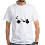 Lunar Rover White T-Shirt