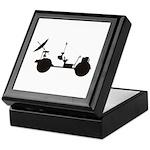 Lunar Rover Keepsake Box