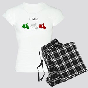 Italian Scooter Women's Light Pajamas