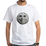 MoonFaceBlue T-Shirt