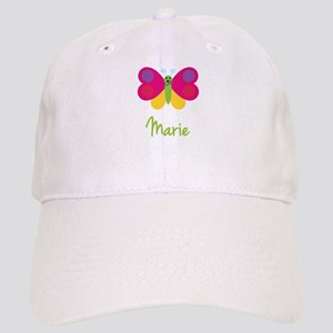 Marie The Butterfly Cap