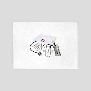 MedicalToolsFunds082309 5'x7'Area Rug