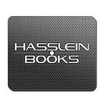 Hasslein Logo (Dark) Mousepad