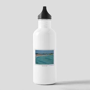 Santa Cruz Left Stainless Water Bottle 1.0L