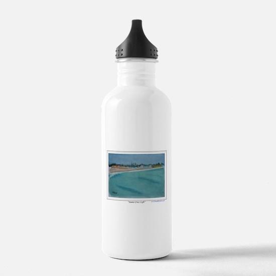 Santa Cruz Left Sports Water Bottle