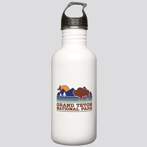 Grand Teton National P Stainless Water Bottle 1.0l