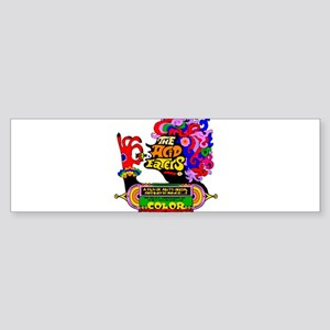 Acid Eaters Sticker (Bumper)