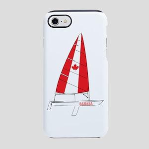Canada Dinghy Sailing iPhone 7 Tough Case