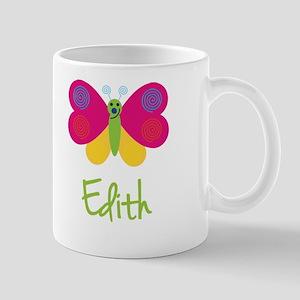 Edith The Butterfly Mug