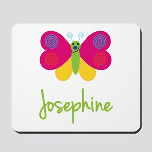 Josephine The Butterfly Mousepad