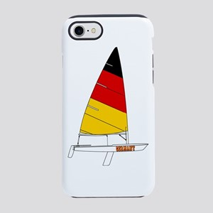 Germany Dinghy Sailing iPhone 7 Tough Case