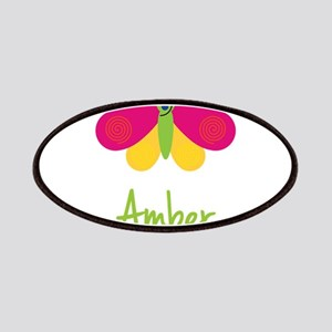 Amber The Butterfly Patches