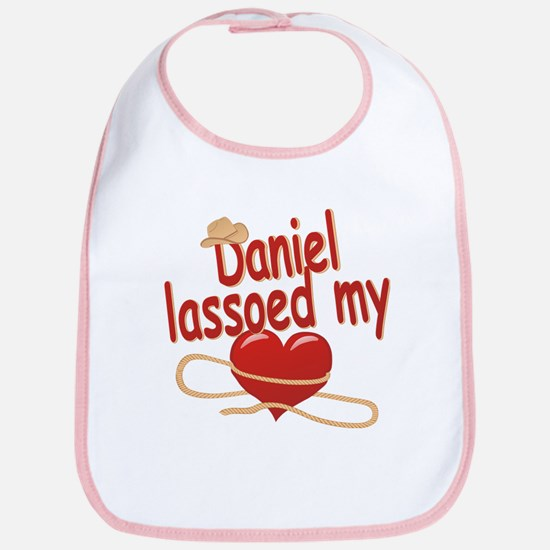Daniel Lassoed My Heart Bib