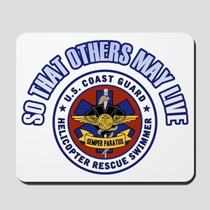 That Others May Live Mousepad