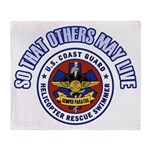 That Others May Live Throw Blanket